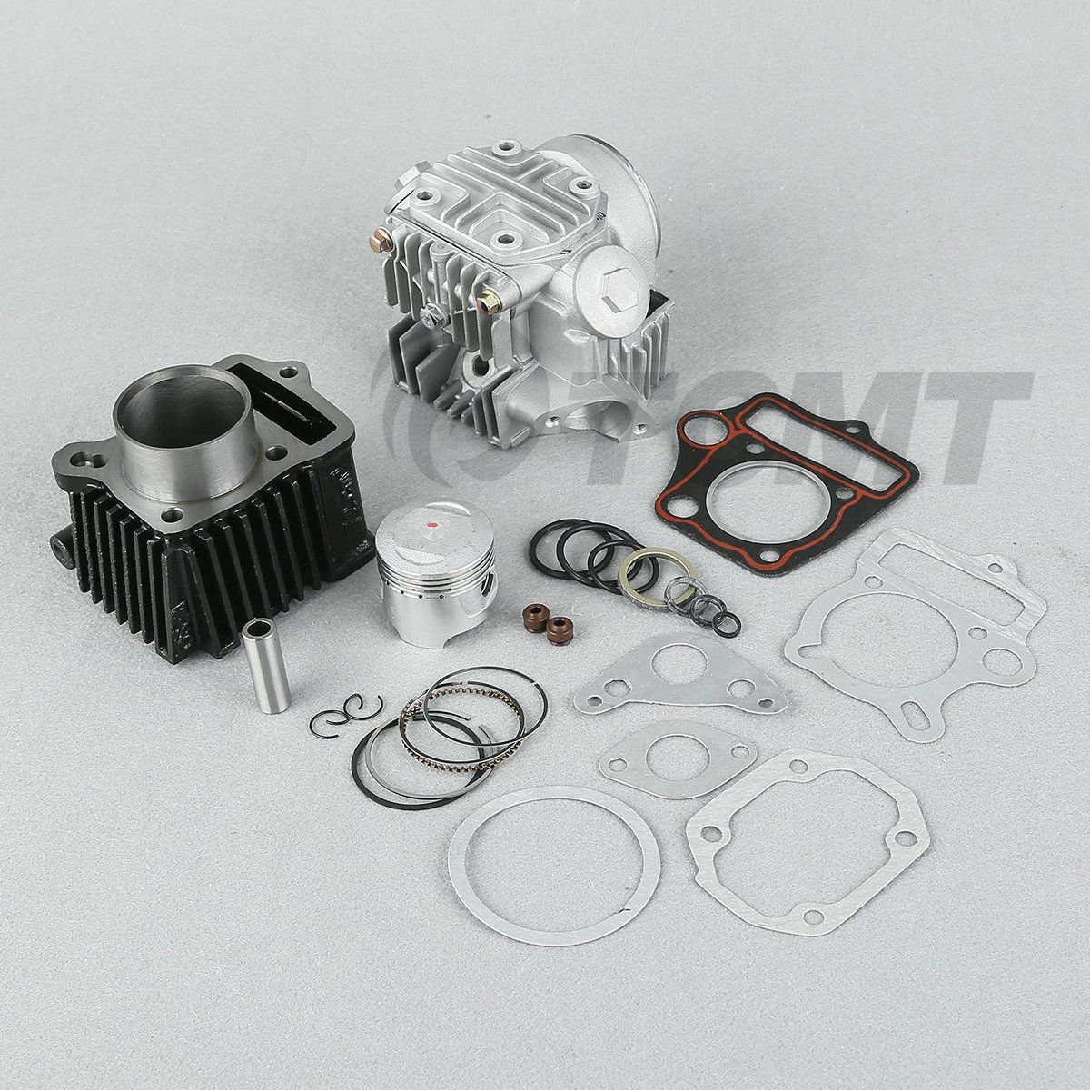 Tcmt Cylinder Engine Rebuild Kit For Honda Atc70 Ct70 1970 Parts List Trx70 Crf70 Xr70 70cc Automotive