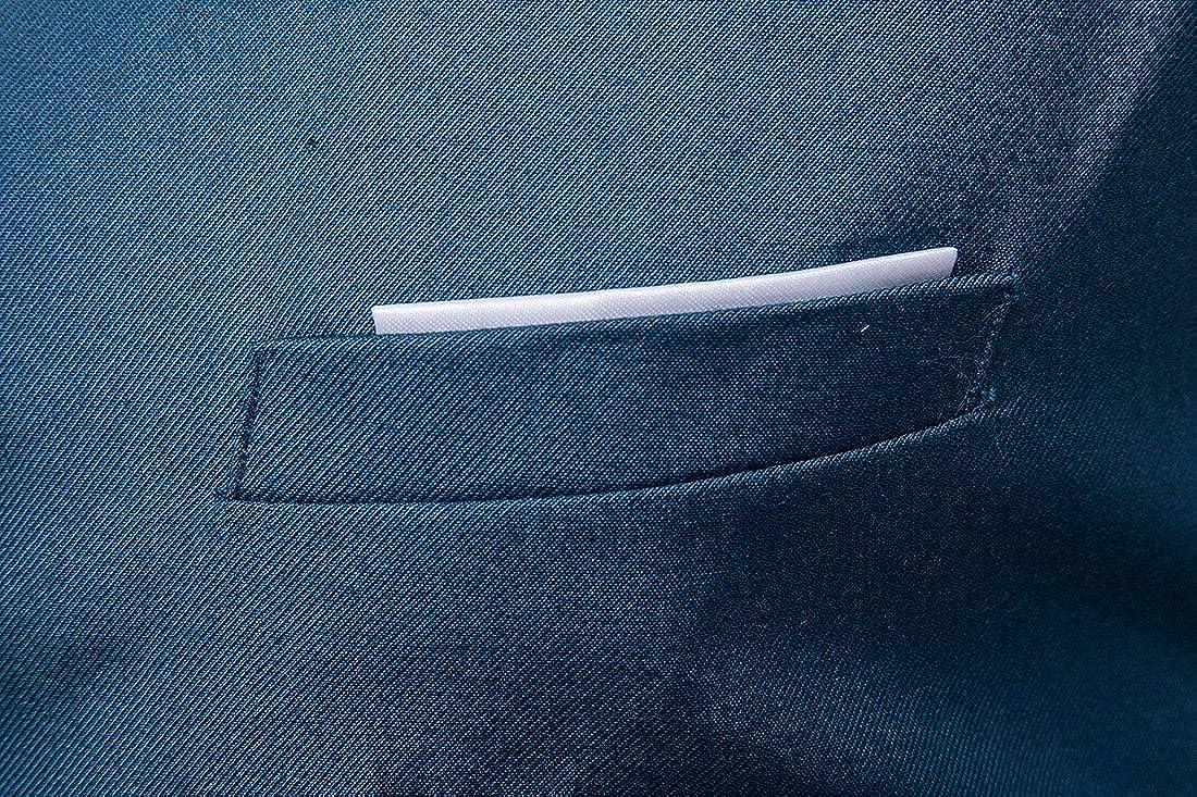 Kedera Mens Waistcoat Gilet Business Gentleman Vest Suits Blazer