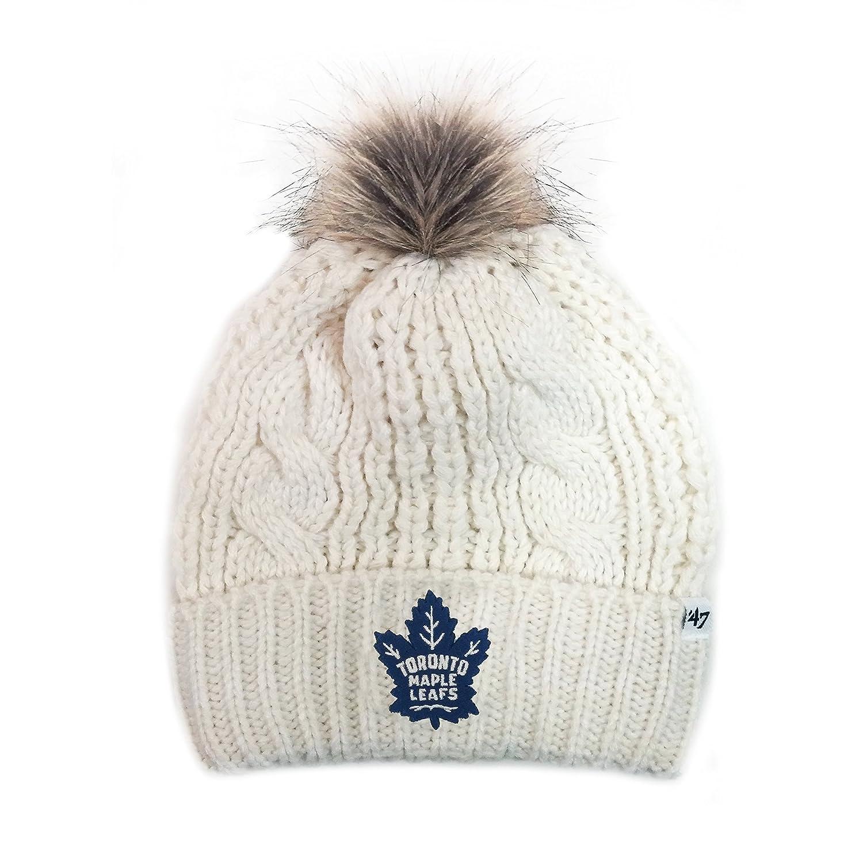 39bbdf11d7f Toronto Maple Leafs NHL Meeko Cuff Knit Toque