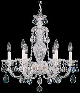 Schonbek 3601 40h swarovski lighting sterling chandelier silver schonbek 2994 40h swarovski lighting sterling chandelier 21 x 21 x 225 mozeypictures Image collections