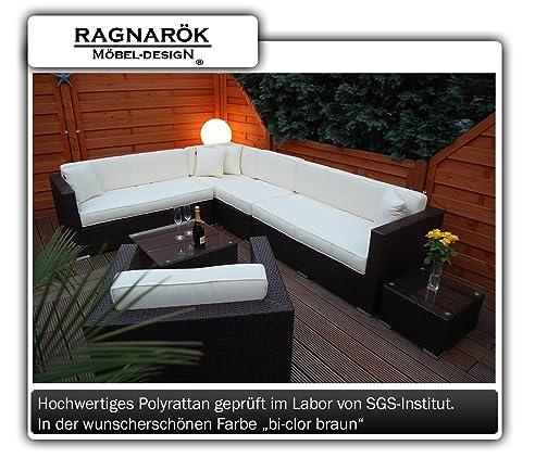 Amazon.de: PolyRattan Lounge DEUTSCHE MARKE - EIGNENE PRODUKTION ...