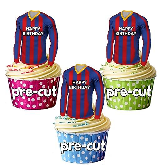 AK Giftshop PRECUTUTHappy Birthday - Camisas de fútbol ...