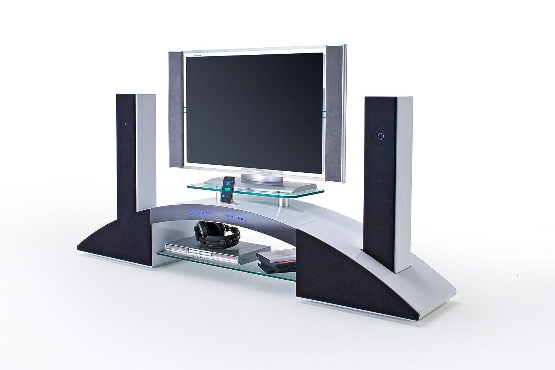 ARC TV-Rack Sound inkl. 2 Lautsprecher: Amazon.de: Küche & Haushalt