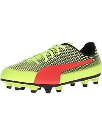 PUMA Unisex-Kids Spirit FG Soccer-Shoes