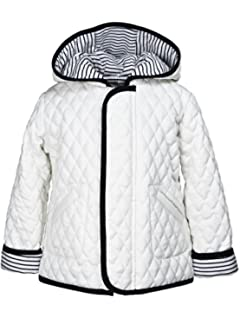 4446e884f Amazon.com  Widgeon Toddler Kid Quilted Nylon Peplum Jacket  Clothing