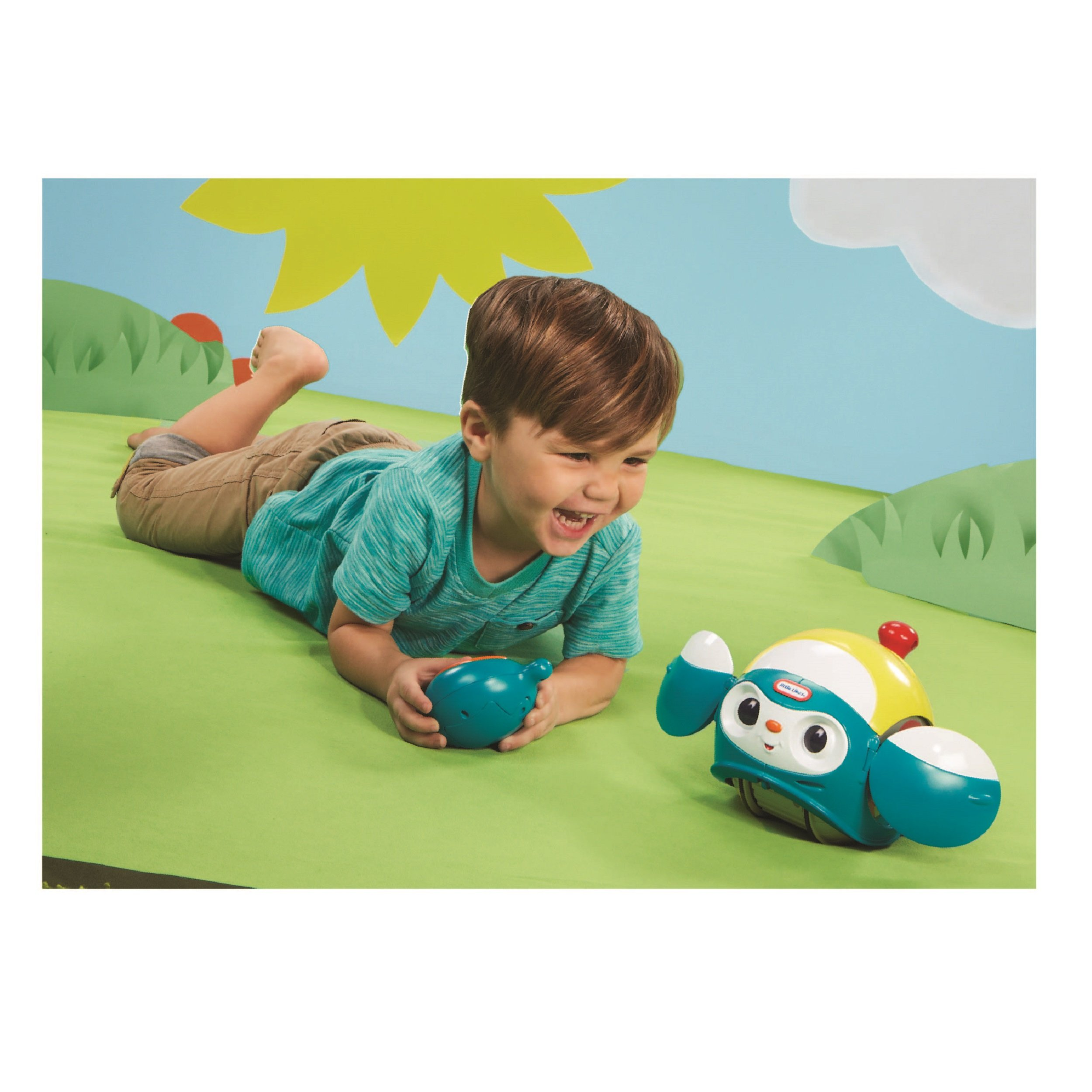 Little Tikes Spinning RC - Blue by Little Tikes (Image #3)