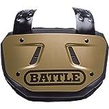 Battle Back Plate - Protector Trasero Trasero para Jugadores de fútbol - Escudo Posterior con Espuma de Alto Impacto…