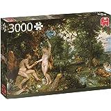 Jumbo - Rubens, El Jardín del Edén, puzzle de 3000 piezas (618591)