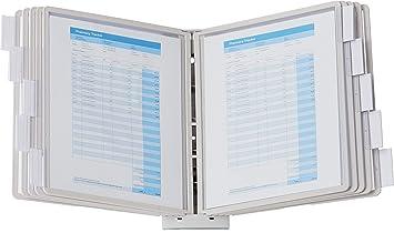 amazon durable sherpa 554100 10パネル 壁掛けディスプレイシステム
