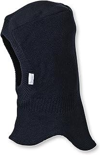 Sterntaler Wende-Strickschalmütze aus Baumwolle