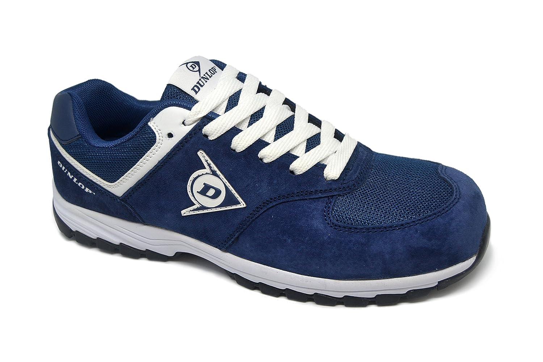 talla 43 Dunlop DL0201040-43 Flying Arrow Line S3 Zapatos de ante y malla color carb/ón