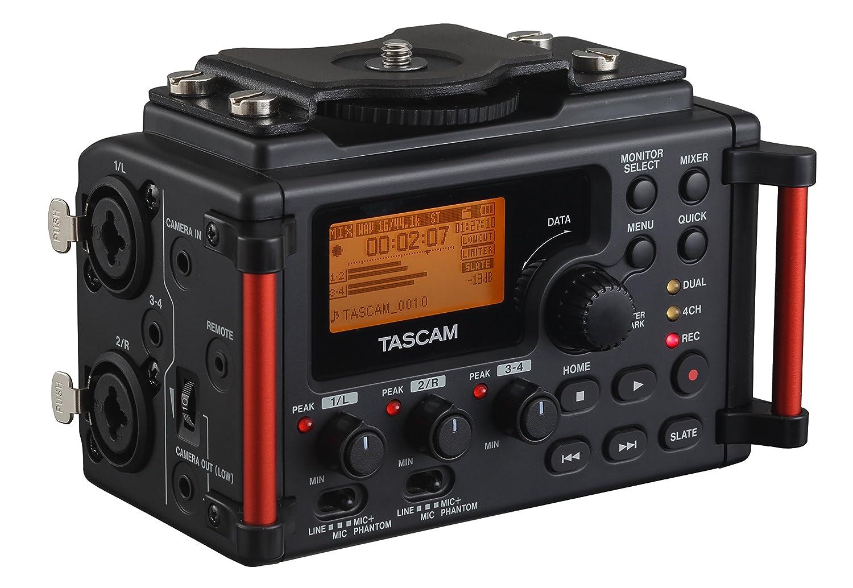 Tascam DR-60Dmkll Voice Recorder