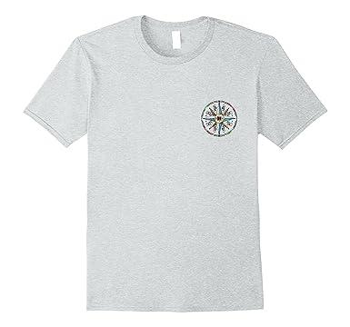 Amazon mens ancient world map t shirt clothing gumiabroncs Choice Image
