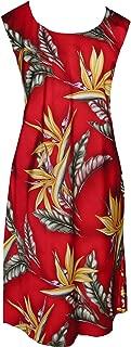 product image for Paradise Found Womens Bird of Paradise 2007 Short Tank Dress