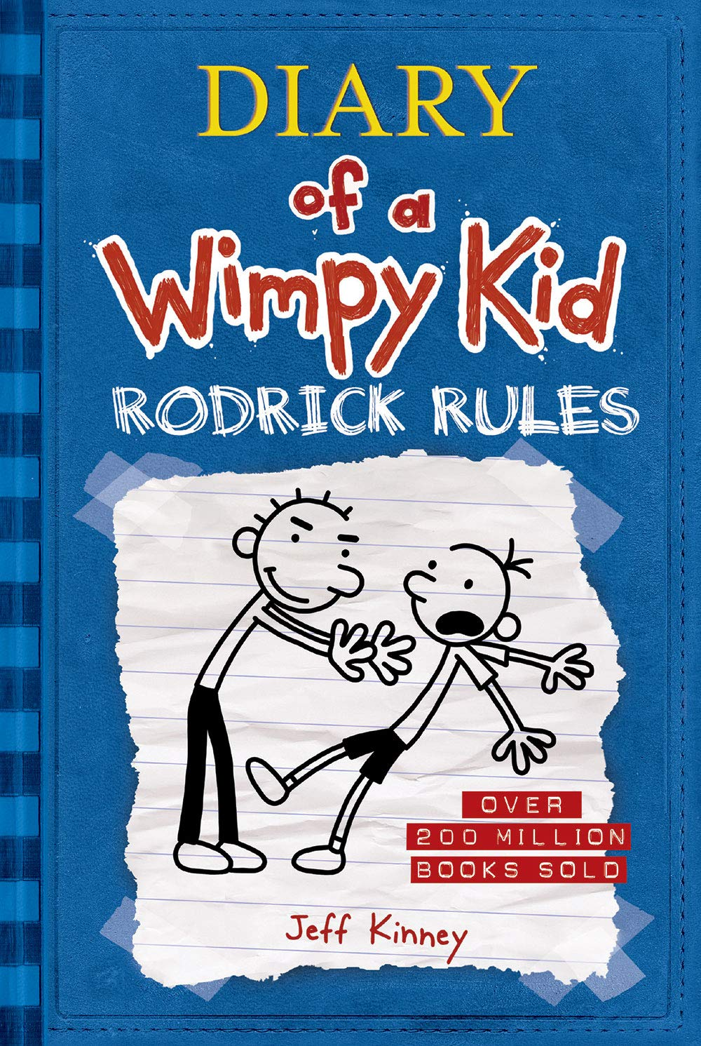 diary of a wimpy kid books in order
