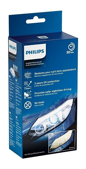 7 opinioni per Philips HRK00XM Kit di Ripristino Fari