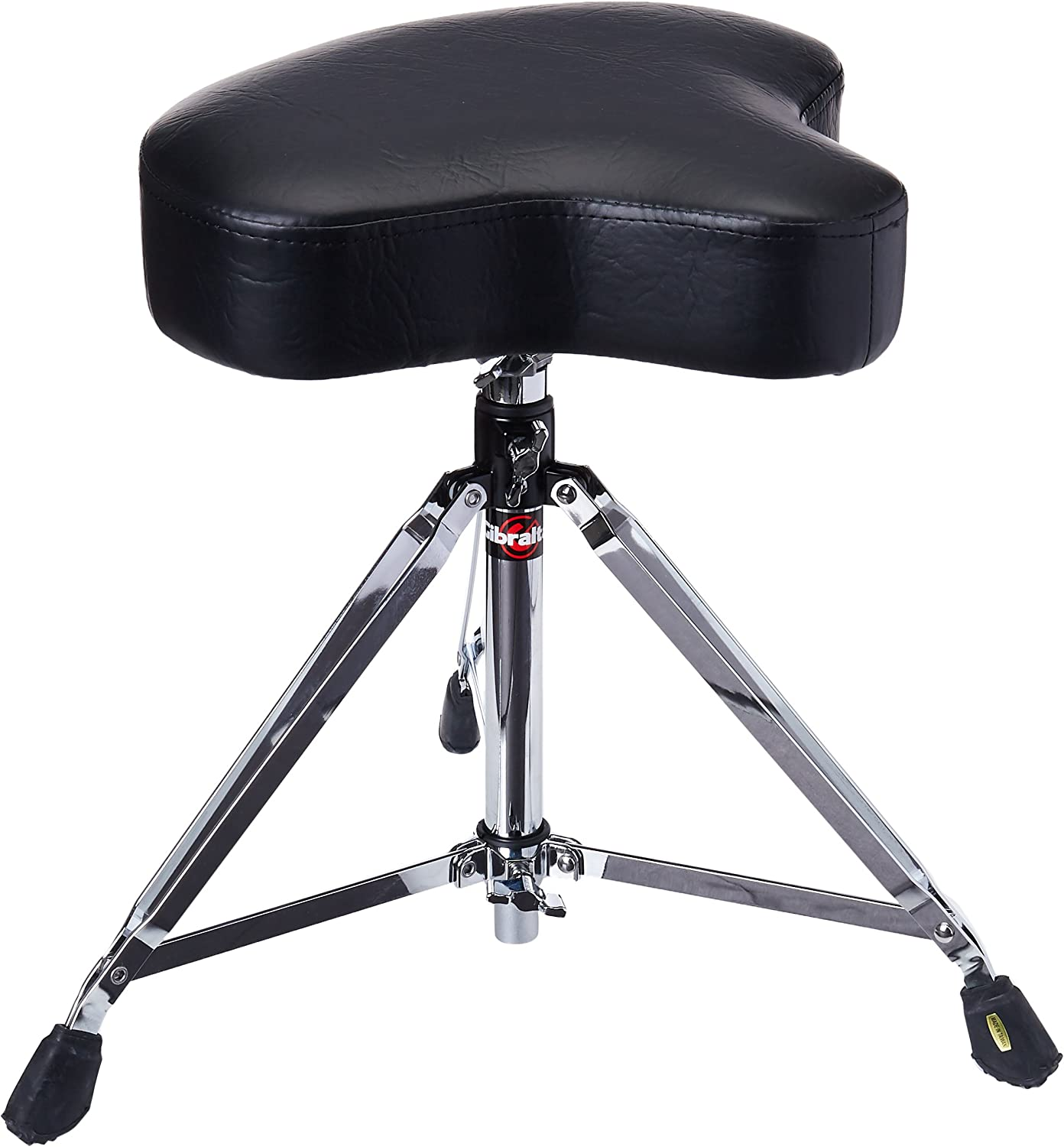 Gibraltar 6608- Heavy Drum Throne – Best for live performances