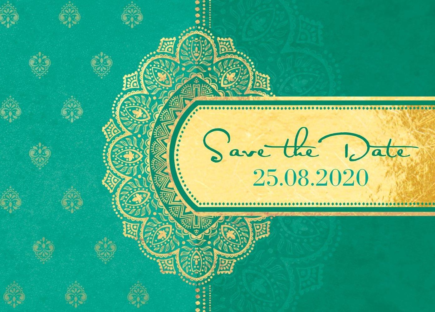 Save-the-Date Mumbai, 30 Karten, Karten, Karten, DunkelMattRot B07B6N3JBW   Meistverkaufte weltweit    Günstigen Preis    München  89b864