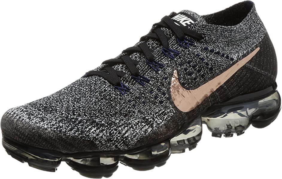 d0a1fc0f19b NIKE Air Vapormax Explorer Dark 849558-010 US Size 10.5 Rose Gold Grey Gary  Black Copper  Amazon.co.uk  Shoes   Bags