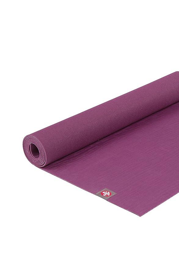 Amazon.com: Manduka eKO Long Yoga Mat, Acai, 5mm: Sports ...