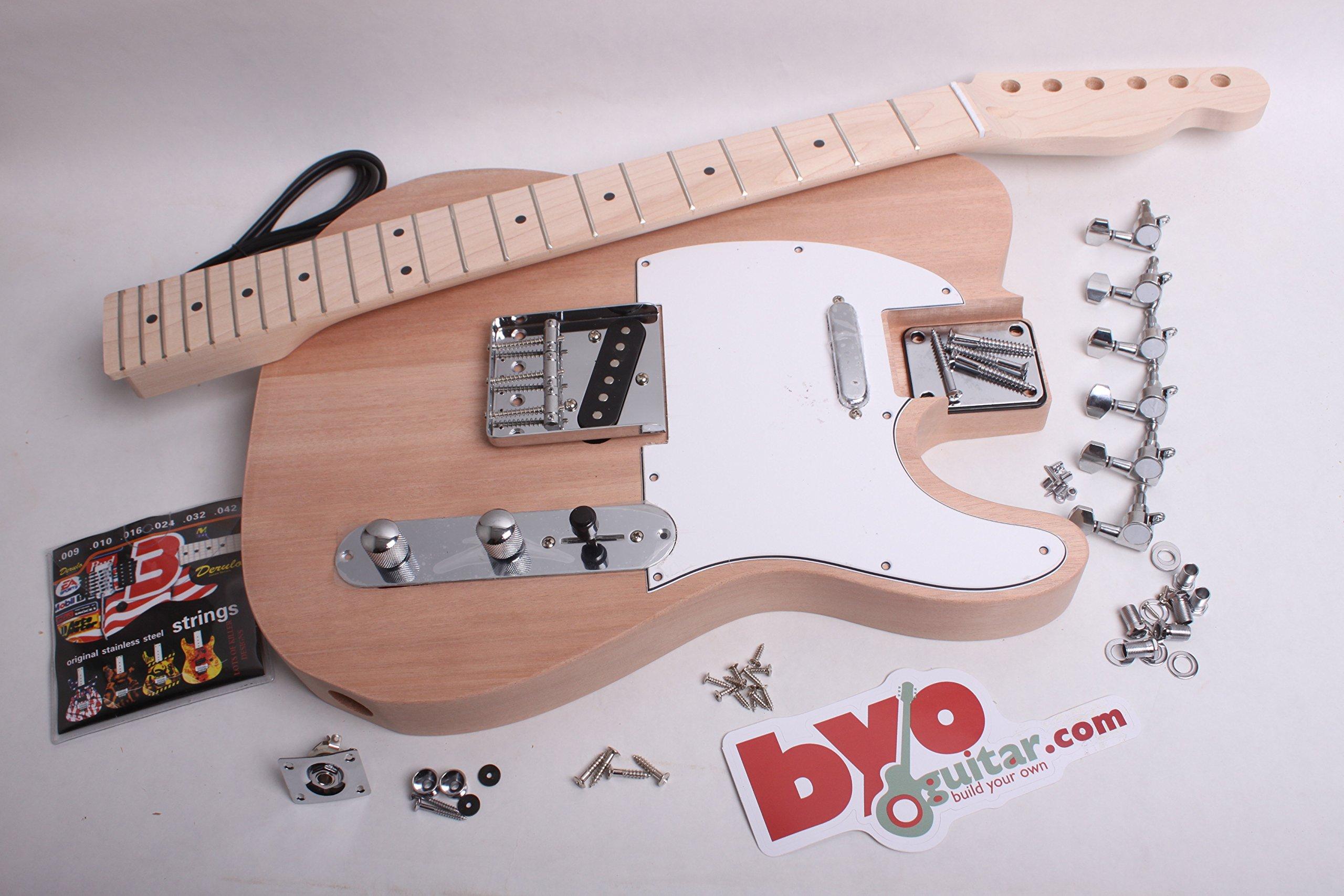 Tele Electric Guitar Kit
