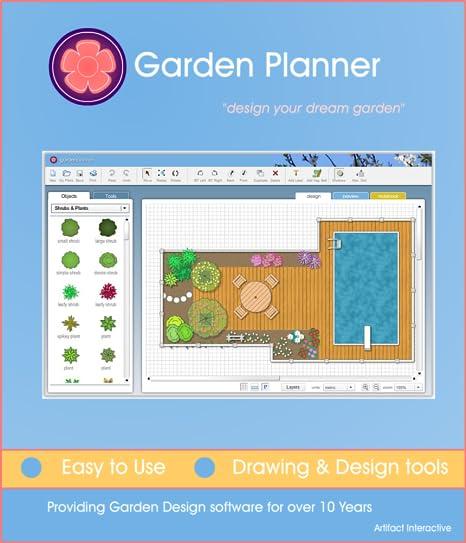 Amazon Com Garden Planner Download Software