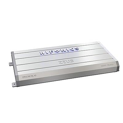 Hifonics ZRX3216.1D Zeus ZRX Series Mono Block D Class 3200 Watt Vehicle Amplifier: Car Electronics