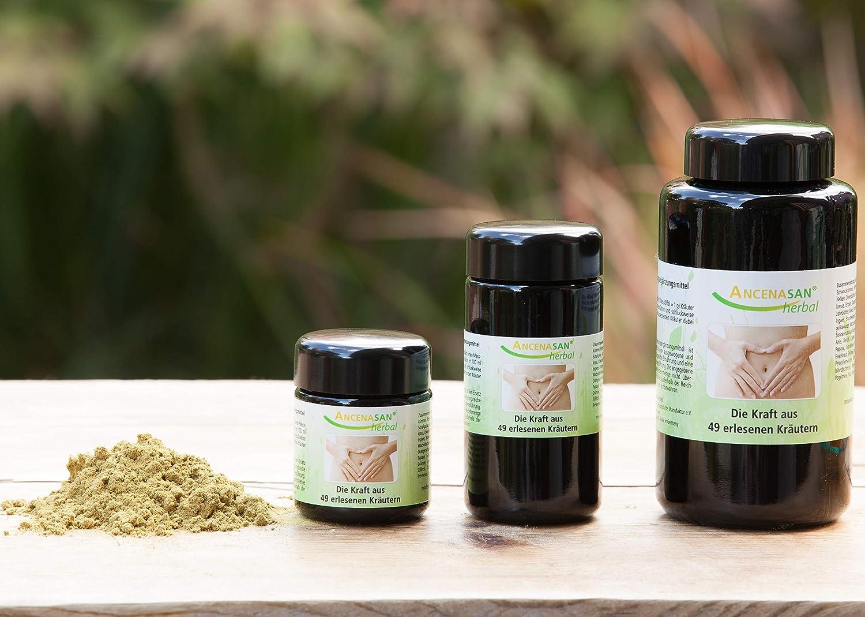ANCENASAN® herbal 120g a partir de 49 yerbas medicinales y ...