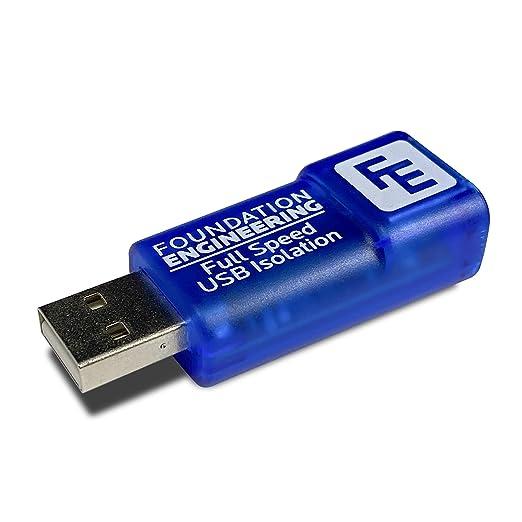 Amazon.com: FE Full Speed USB Data and Power Isolator (FEN-0003): Industrial & Scientific