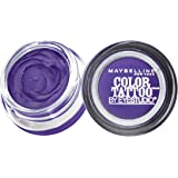 Maybelline 24 Hour Eyeshadow, Painted Purple, 0.14 Ounce