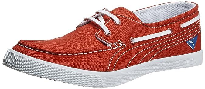 Puma Unisex Yacht CVS Canvas Sneakers Men's Sneakers at amazon