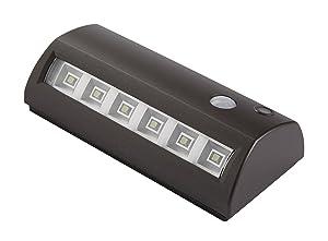 LIGHT IT! by Fulcrum 20032-307 Fulcrum Path Light, 6 Led Lamp, 48 Lumens, 100000 Hr Single Pack Bronze