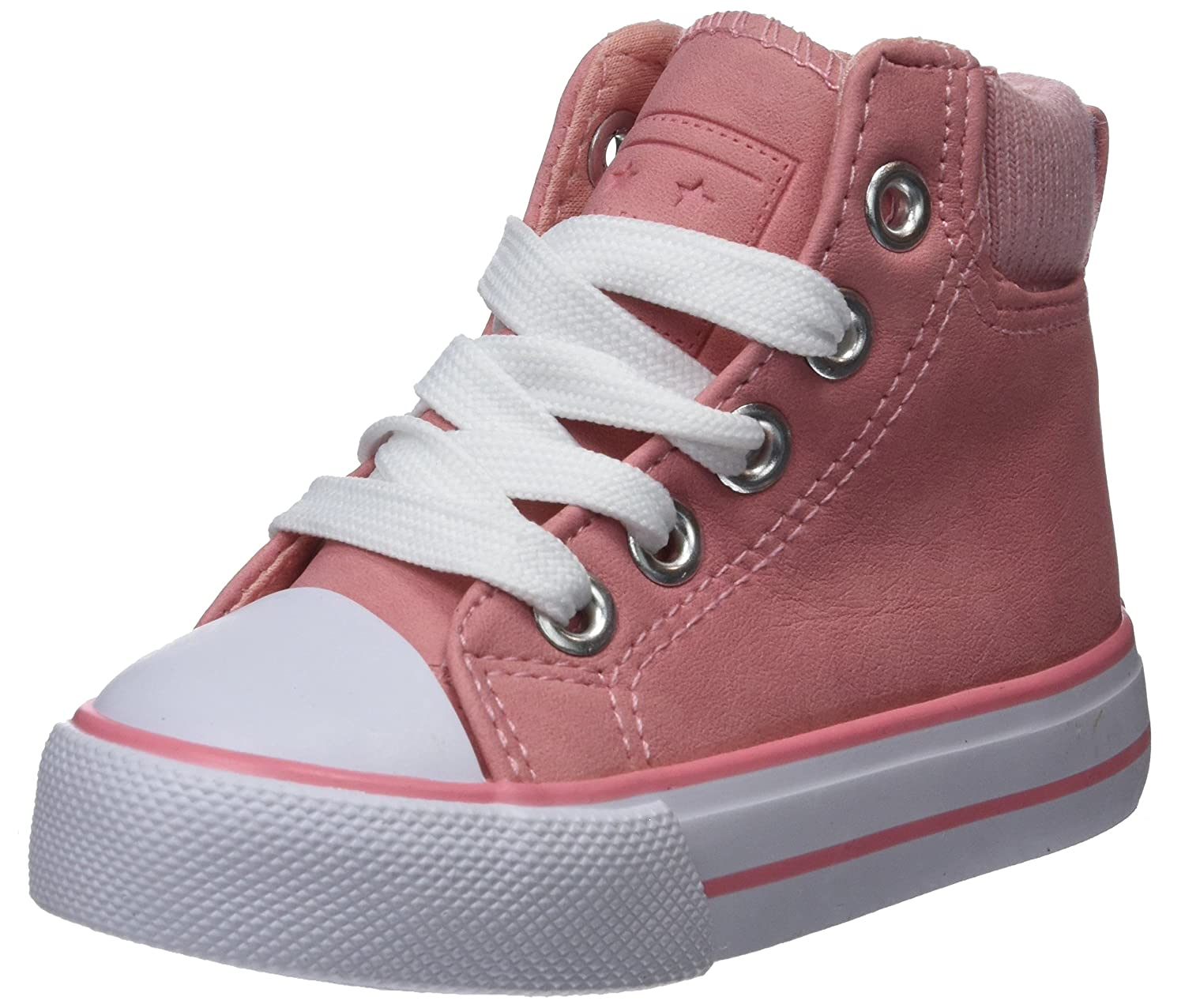 Zippy Zapatillas, Pantoufles bébé Fille Rose (Quartz Pink 14-1714TC) 22 EU ZBGS06_431_1