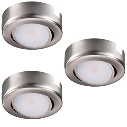 Getinlight dimmable and swivel led puck light kit with etl list getinlight dimmable and swivel led puck light kit with etl list recessed or surface aloadofball Images