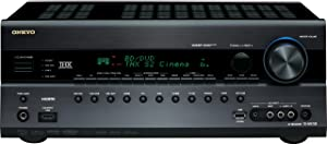 Onkyo TX-NR708 7.2-Channel Network Home Theater Receiver (Black) (Discontinued by Manufacturer)