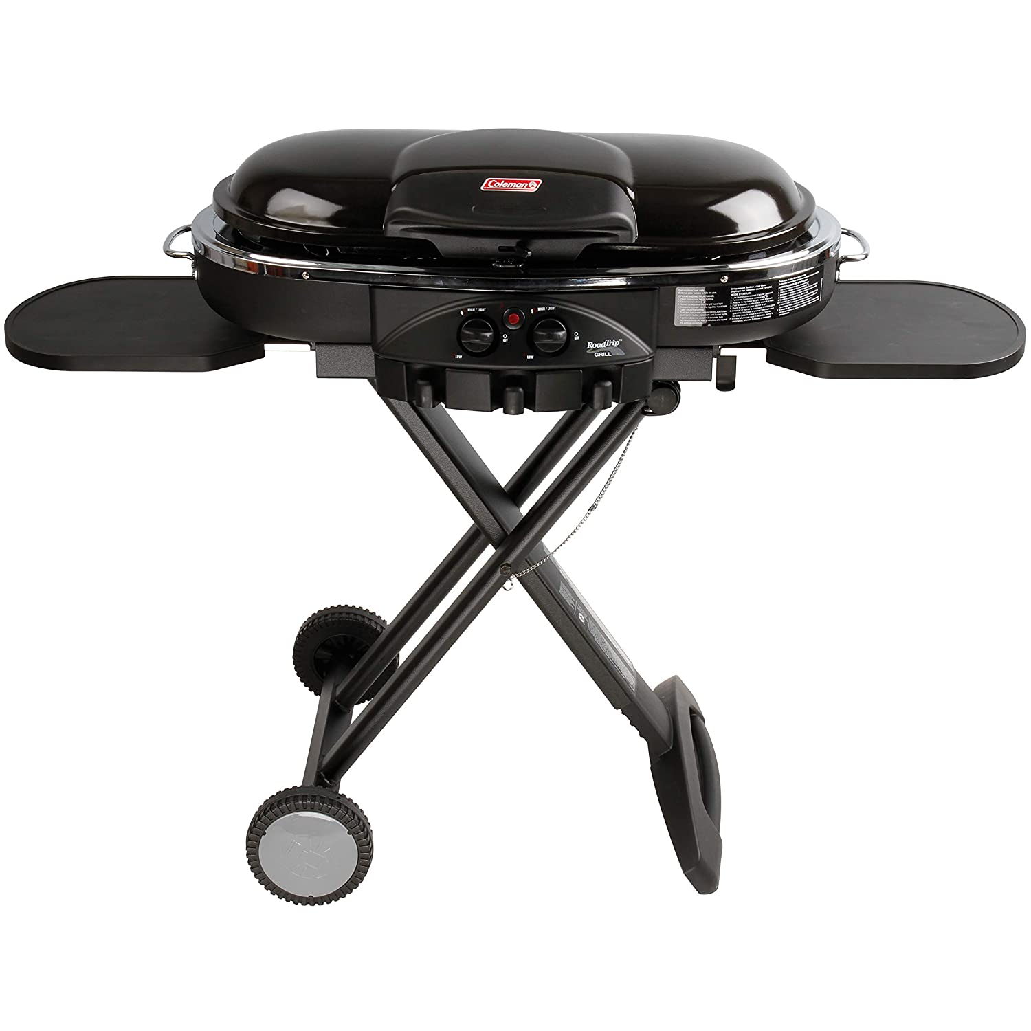 Amazon.com : Coleman Propane Grill | RoadTrip LXE Portable Gas Grill :  Camping Stove Grills : Sports & Outdoors
