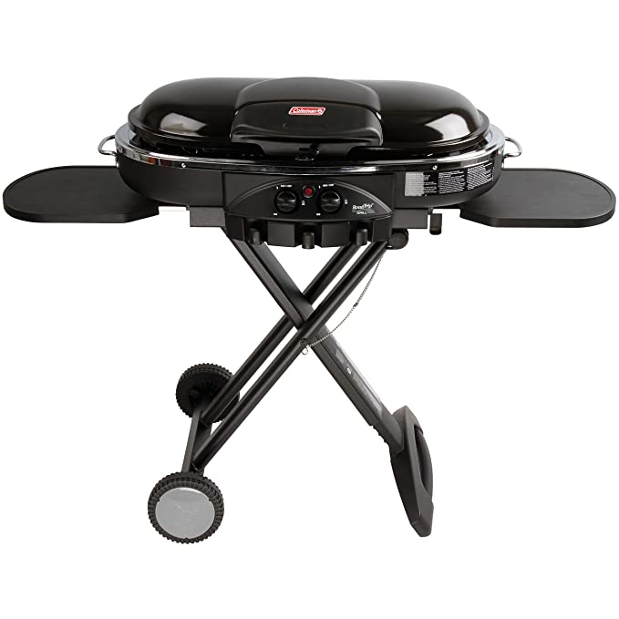 Coleman Propane Grill – The Tailgate Grill with Automatic Ignition System
