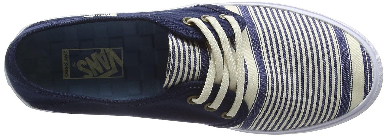 d8d111f9f1a74 Zapatillas de deporte Vans Tazie SF Mujer punta redonda en azul Vestido  Blues