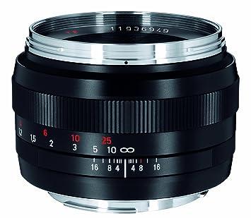 【クリックで詳細表示】Carl Zeiss 単焦点レンズ PLANART1.4/50ZE(N) ブラック 822931