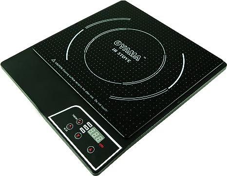 Amazon.com: Oyama IH portátil Inducción Cook parte superior ...