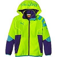 PUMA Jacke It Evotrg Light Woven Jacket - Chaleco de fútbol para niña