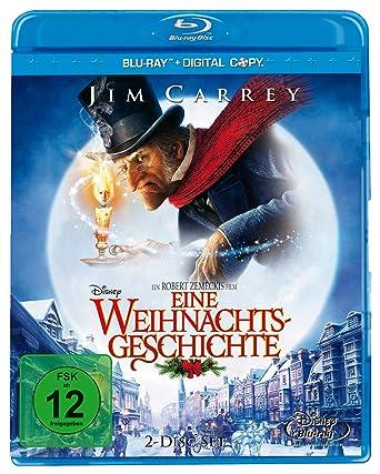 Disneys Eine Weihnachtsgeschichte Blu Ray Digital Copy Amazonde