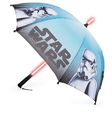 Joy Toy 10786 Star Wars Paraguas LED Storm Trooper,, 86 x 86 x 70