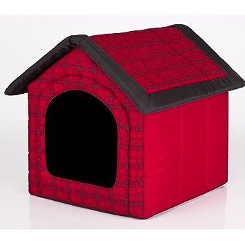 Hobbydog budcwk12 para Perros Gato Cueva Perros Gato Cama Perros Casa Dormir Espacio para Perros Perro