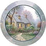 Thirstystone Stoneware Coaster Set, Foxglove Cottage
