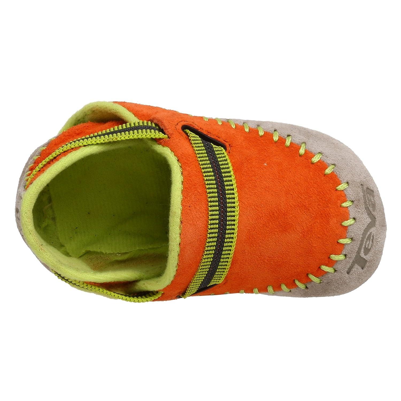c462fcfe3c729f Amazon.com  Teva Infant Logan Crib Shoe