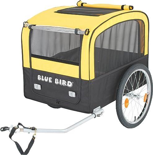 Blue Bird Fahrradanhänger Hund L