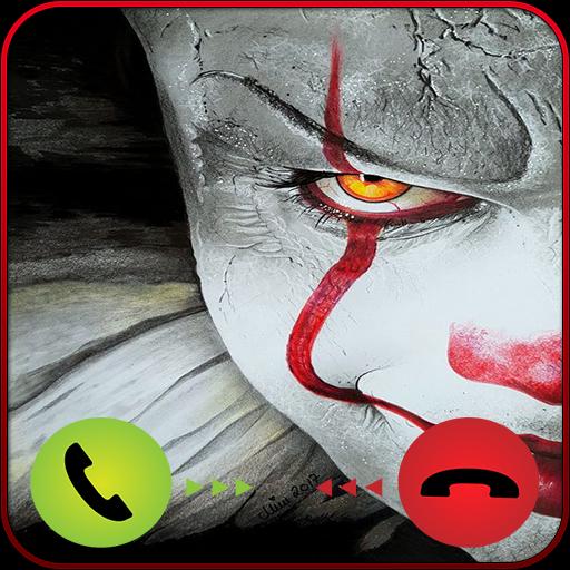 Fake Call From Killer Clown (Best App For Fake Caller Id)