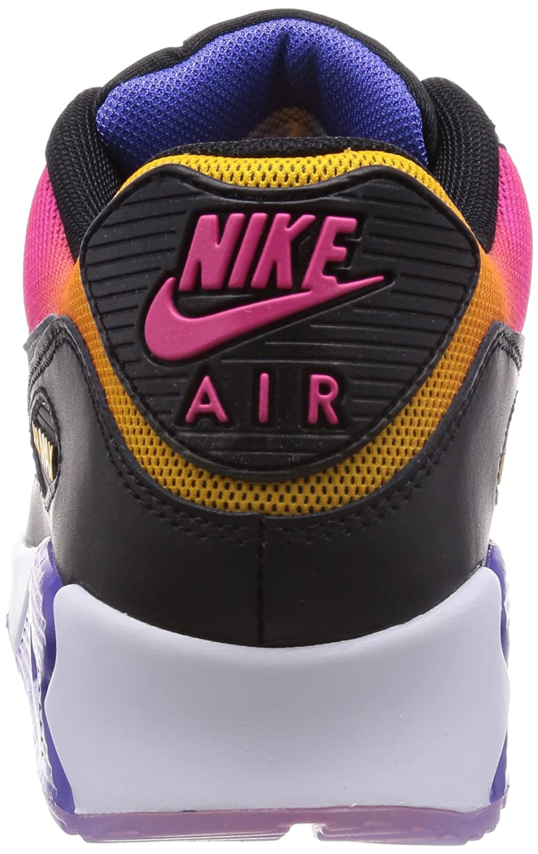 finest selection 3f846 69da7 Nike Men s Air Max 90 SD, BLACK COOL GREY-PERSIAN VOLT-PINK FORCE, 6 M US   Amazon.ca  Shoes   Handbags