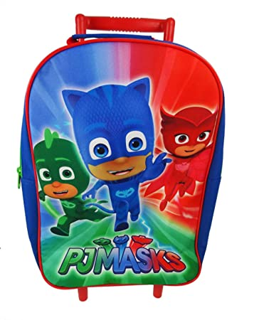 PJ Masks Wheeled Trolley Bag